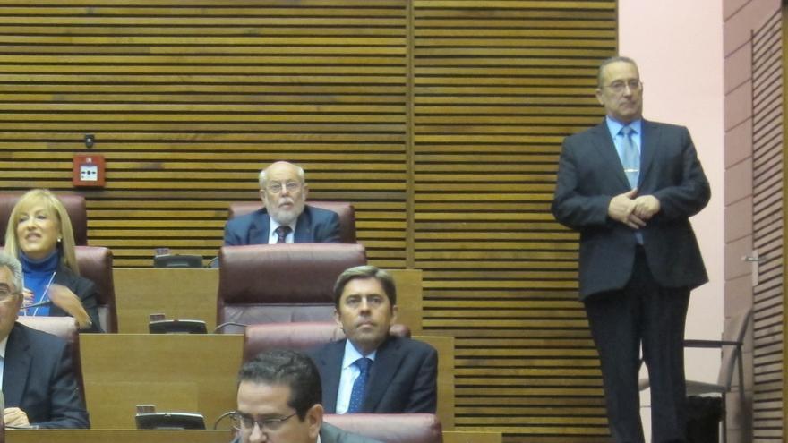 """Fabra expresa su """"repulsa"""" y """"rechazo"""" al asesinato de una mujer en Valencia presuntamente a manos de su expareja"""