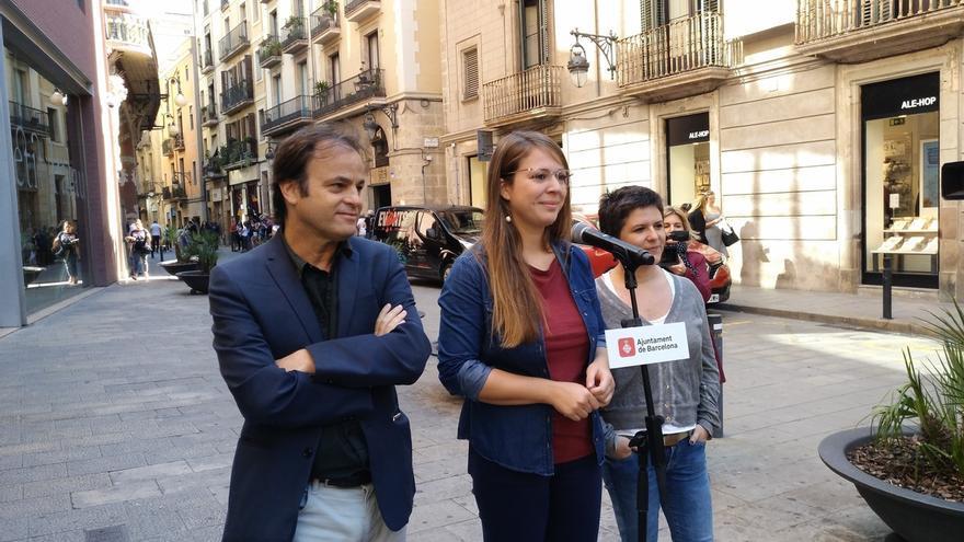 """El cuarto teniente de alcalde de Barcelona dice que se puede """"esquivar"""" al TC para hacer actos del referéndum"""