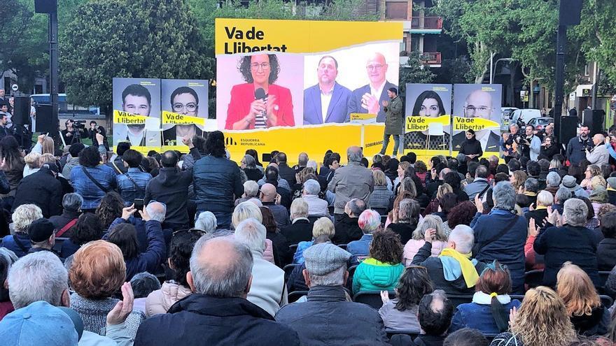 """Junqueras: el PSOE no es de fiar y ERC es """"el único independentista que puede ganar"""""""