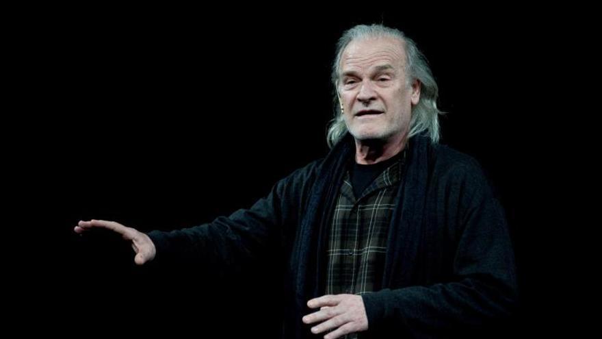 El actor y director teatral Lluís Homar, responsable de la Compañía Nacional de Teatro Clásico (CNTC) .