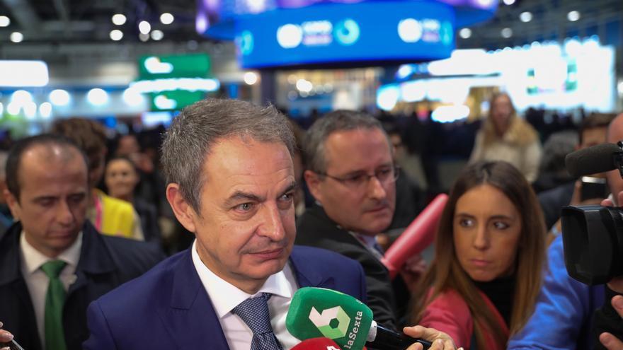 """Zapatero cree que Sánchez """"acierta"""" no recibiendo a Juan Guaidó"""