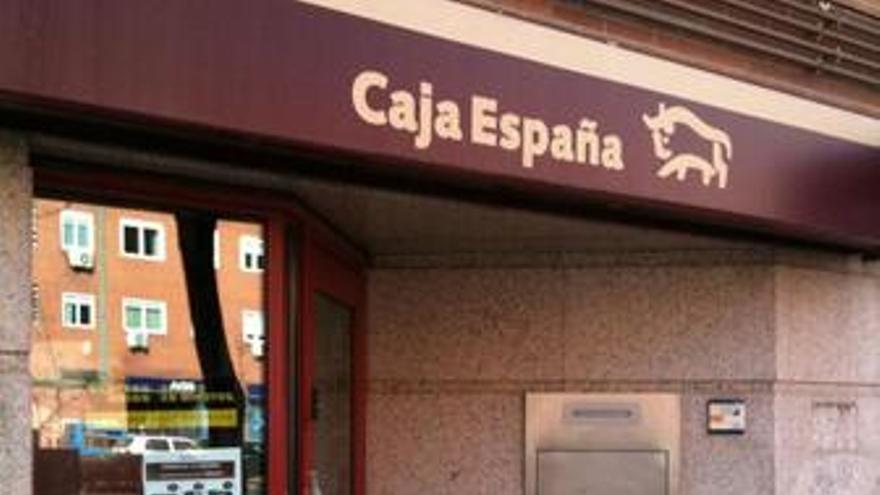 Recurso de Caja España
