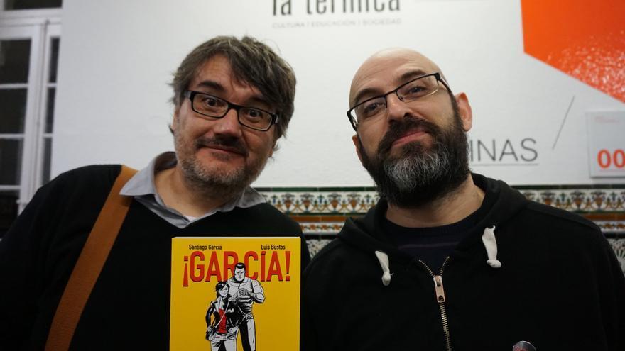 Santiago García y Luis Bustos: creadores del cómic