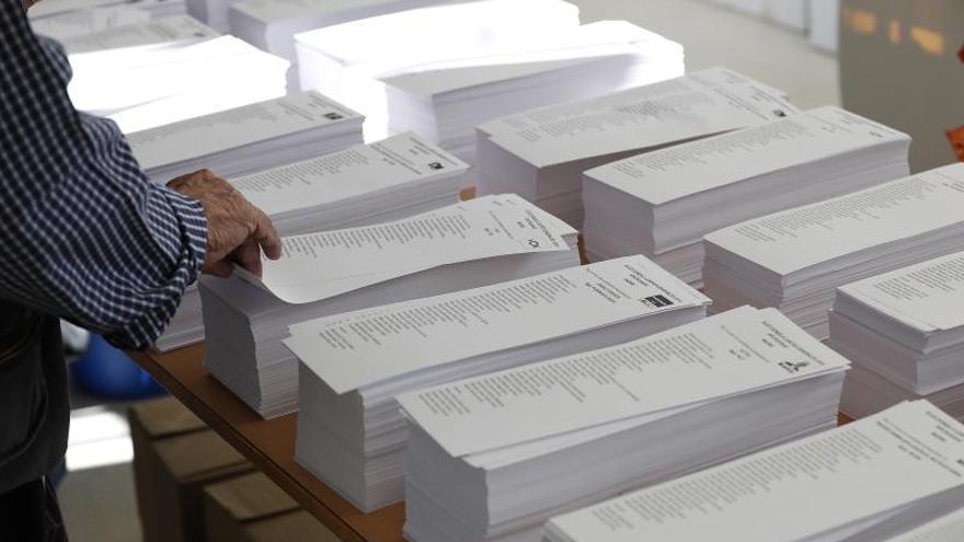 Los vecinos del campo de Moratalla (Murcia) se plantan a las urnas
