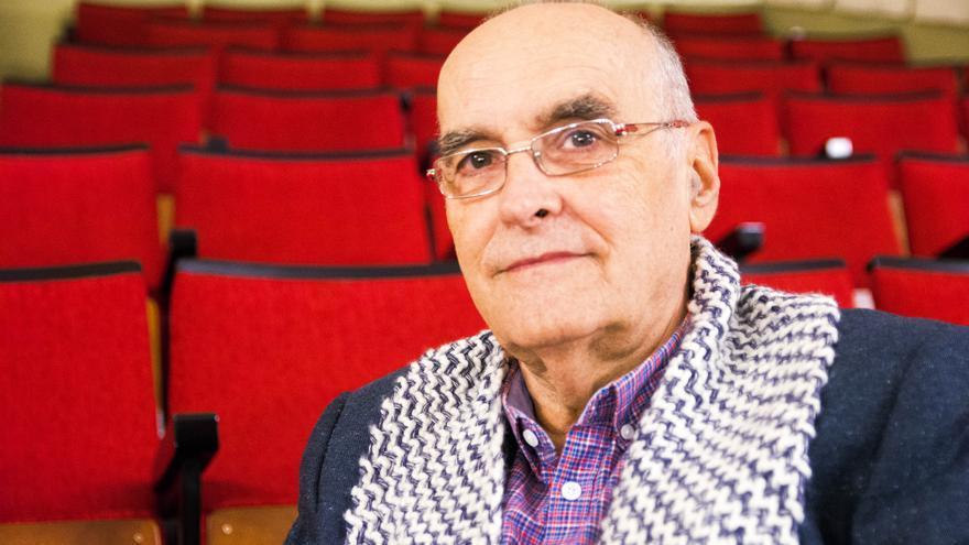 Enric Benito, médico experto en paliativos y docente.
