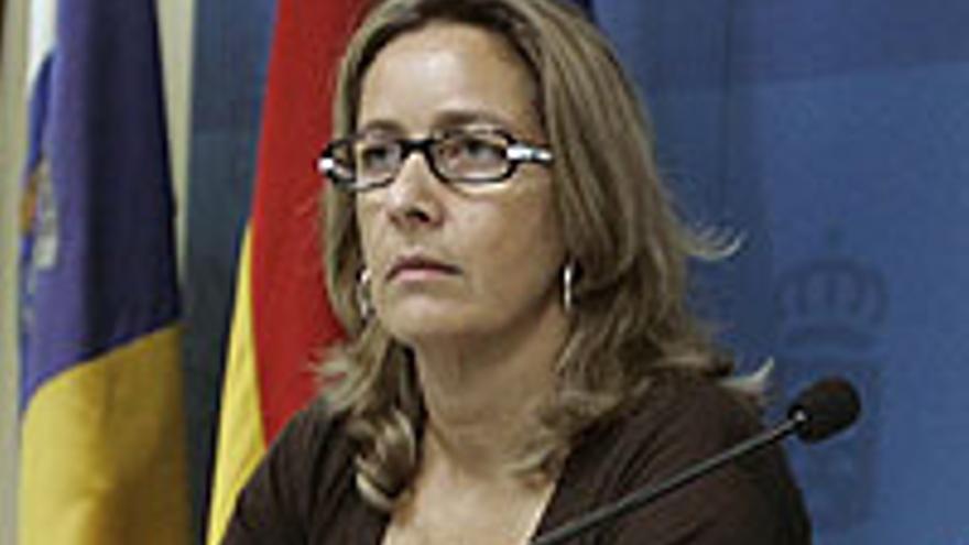 Araceli Sánchez Gutiérrez, directora general de Bienestar Social.