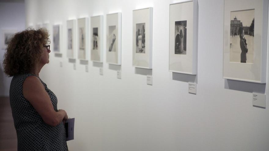 El Laboratorio del Museo San Telmo de San Sebastián acoge una muestra de cien fotografías de Louise Dahl-Wolfe