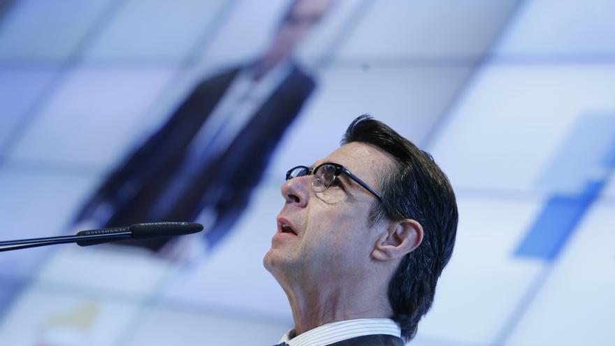 El ministro de Industria, José Manuel Soria. / Europa Press