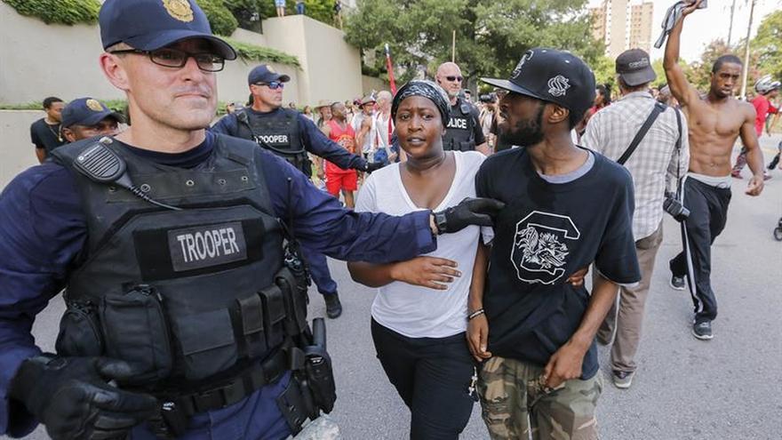 Los Panteras Negras irán armados durante la Convención Republicana en EEUU