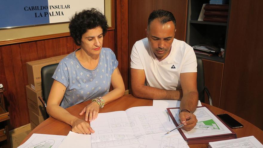 Jovita Monterrey es consejera de Asuntos Sociales.