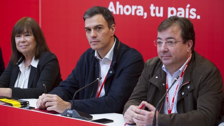 El PSOE celebrará la semana próxima en Valladolid la reunión de su Ejecutiva