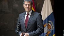 El presidente del Gobierno de Canarias, Fernando Clavijo (EFE)