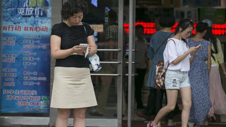 China alcanzó los 649 millones de internautas en 2014