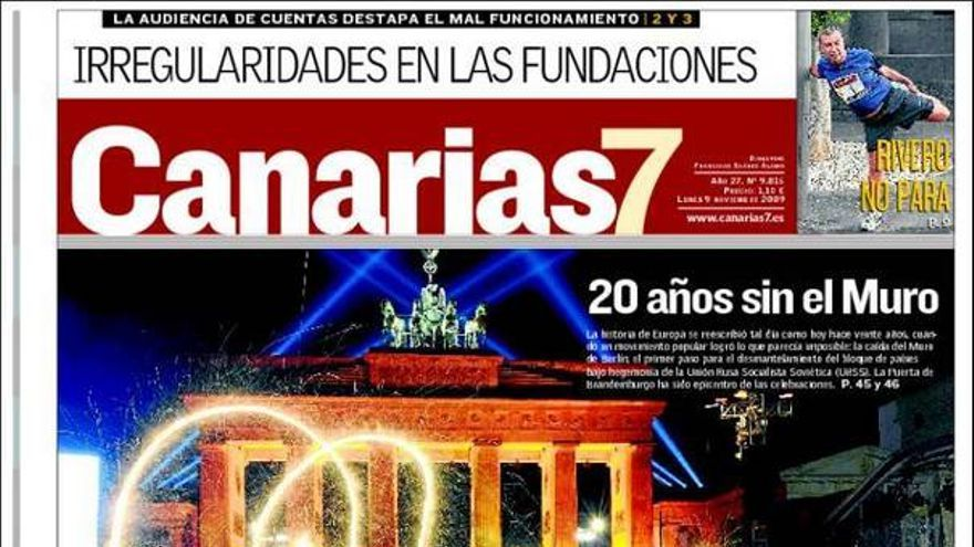 De las portadas del día (9/11/09) #3