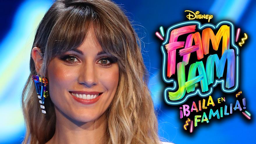 Edurne presentará 'Fam Jam ¡Baila en familia!'