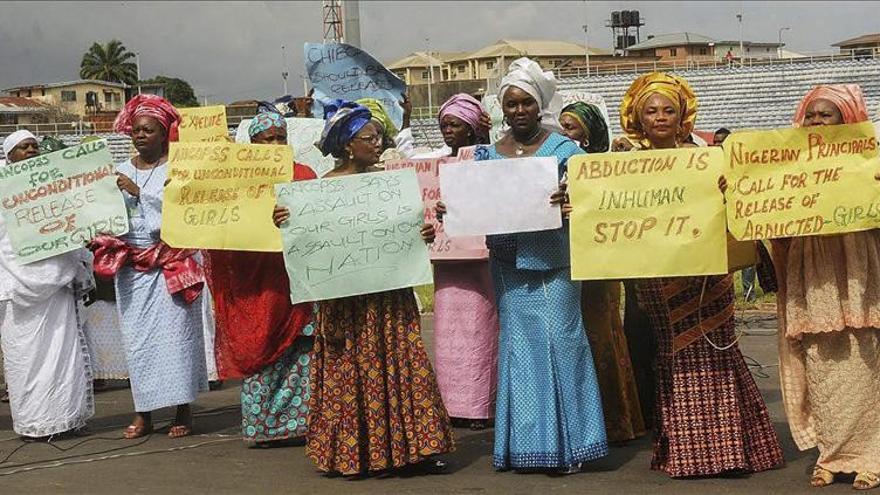 """La Unión Africana condena el """"inaceptable"""" secuestro de las niñas en Nigeria"""