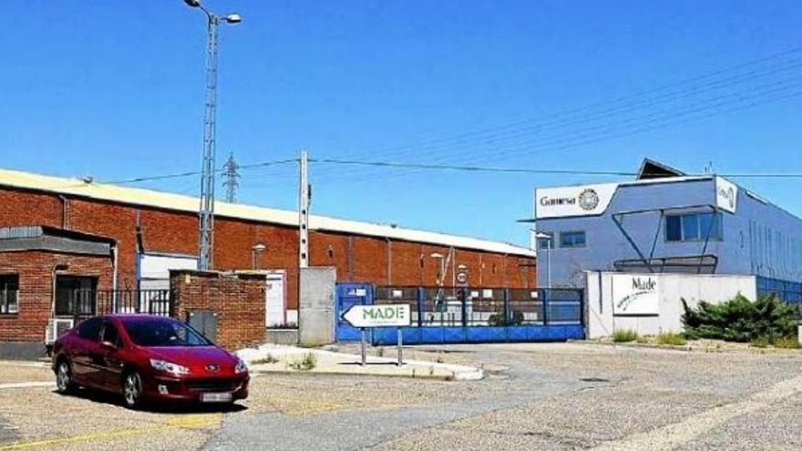 Instalaciones de la empresa Made en Medina del Campo (Valladolid)