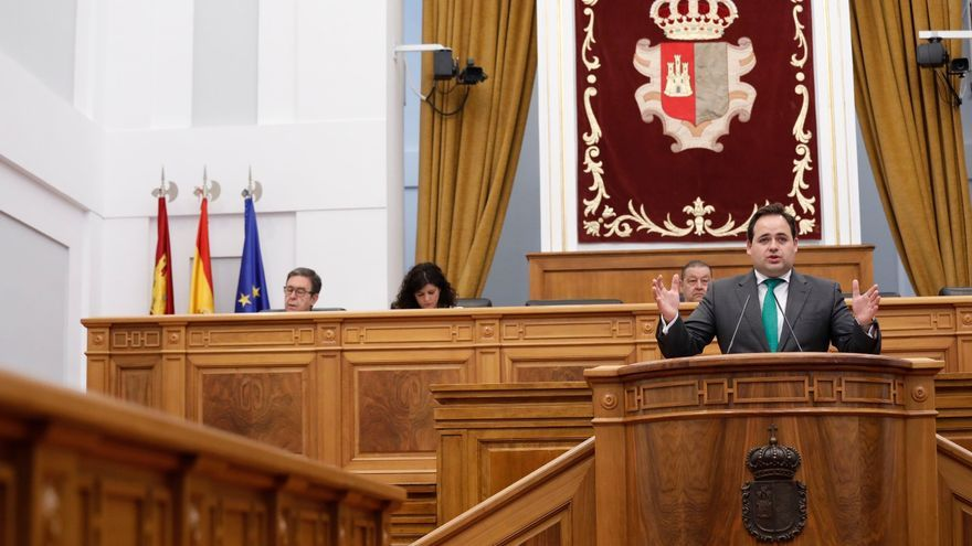 Francisco Nuñez (PP) FOTO: Cortes CLM