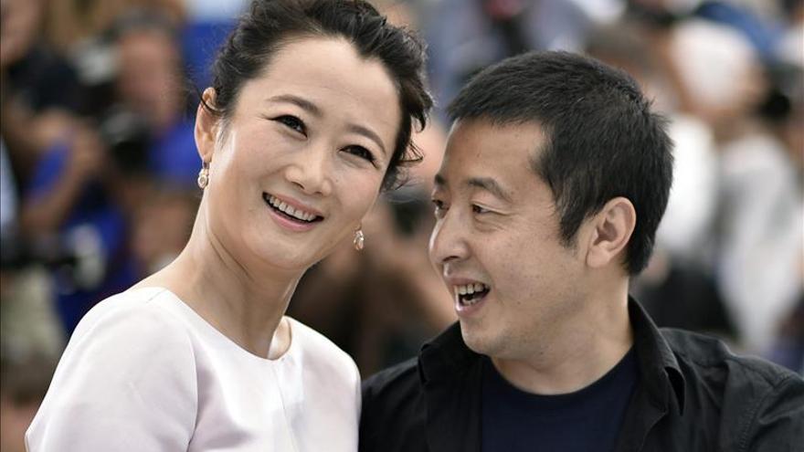 Jia Zhang-Ke divide en Cannes con un filme sobre los sentimientos