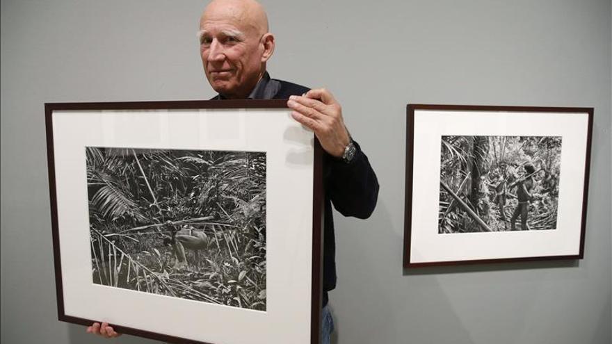 Sebastiao Salgado y Gervasio Sánchez protagonizan la XIV Bienal de Fotografía
