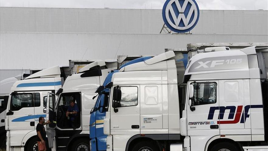 La dirección de Volkswagen confirma un programa productivo de 299.589 coches en Navarra
