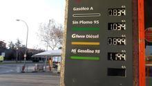 Los carburantes más baratos están en Soria y los más caros, en Baleares