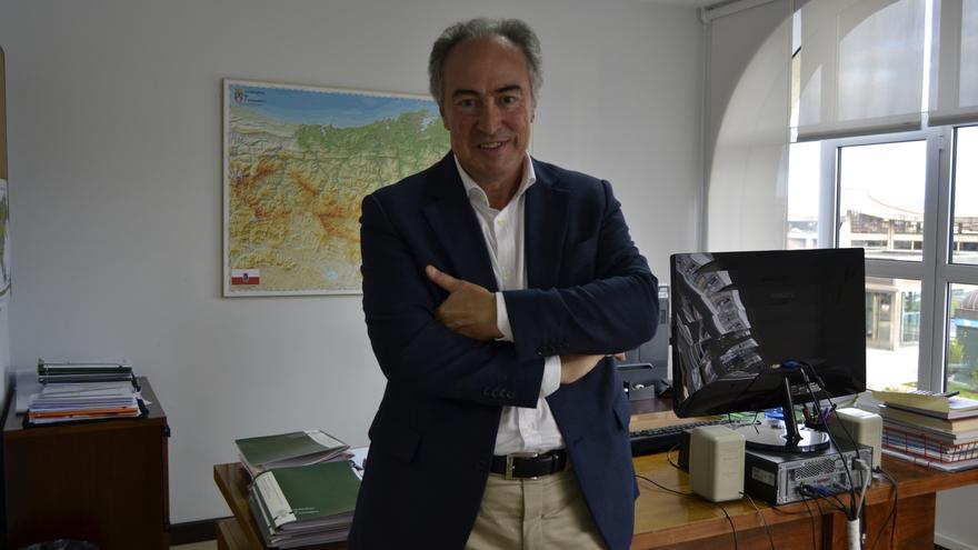 Manuel Lombera, director general de Ordenación del Terriotorio.