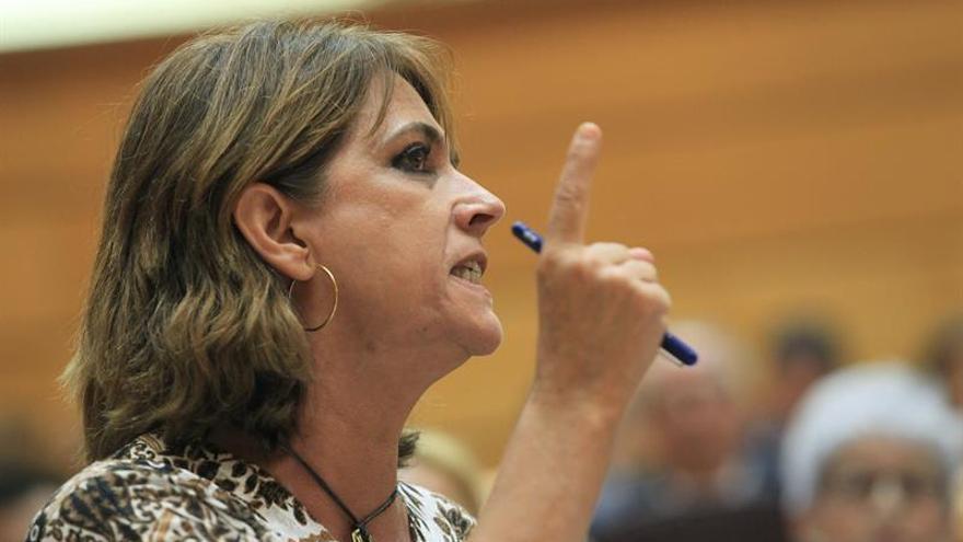 """El Gobierno trabajará por """"devolver la dignidad a España"""", dice Delgado"""