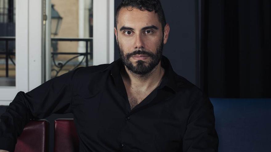 José Padilla, escritor y director de 'Dados'