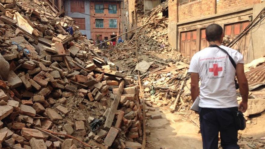 Miembros de Cruz Roja contarán su experiencia sobre su intervención en emergencias internacionales