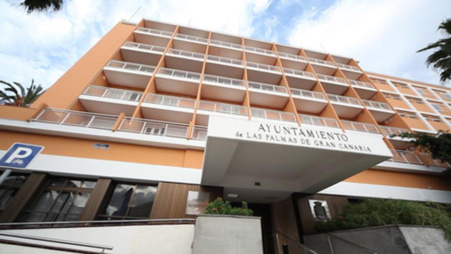 Ayuntamiento de Las Palmas de Gran Canaria. EFE