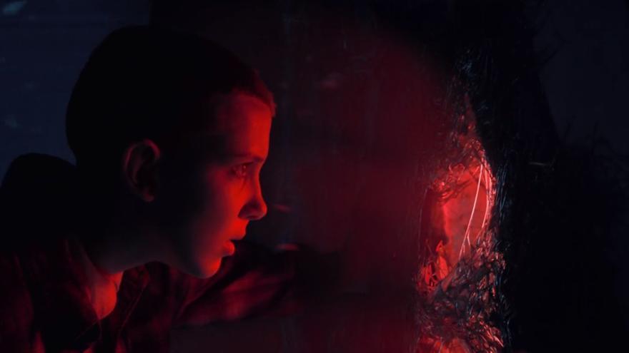 Imagen de la serie Stranger Things