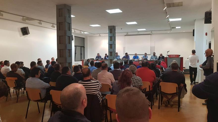 Los sindicatos amenazan con huelga en el transporte de viajeros por carretera desde noviembre