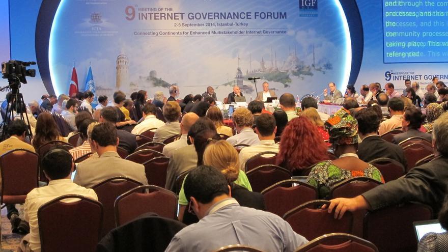 Foro de la Gobernanza de Internet 2014