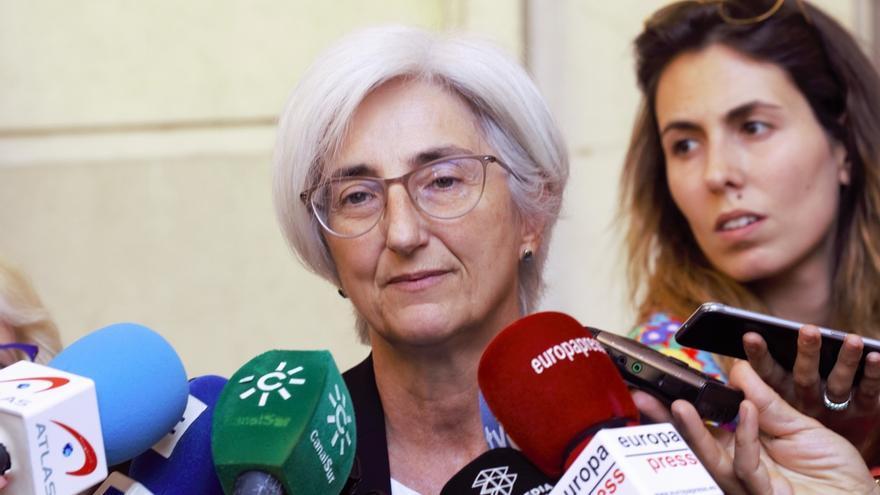 La próxima fiscal general del Estado, María José Segarra