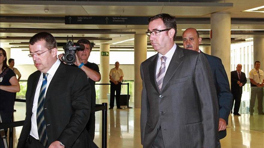 La Audiencia de Plama rechaza desbloquear más dinero de Luxemburgo solicitado por Torres