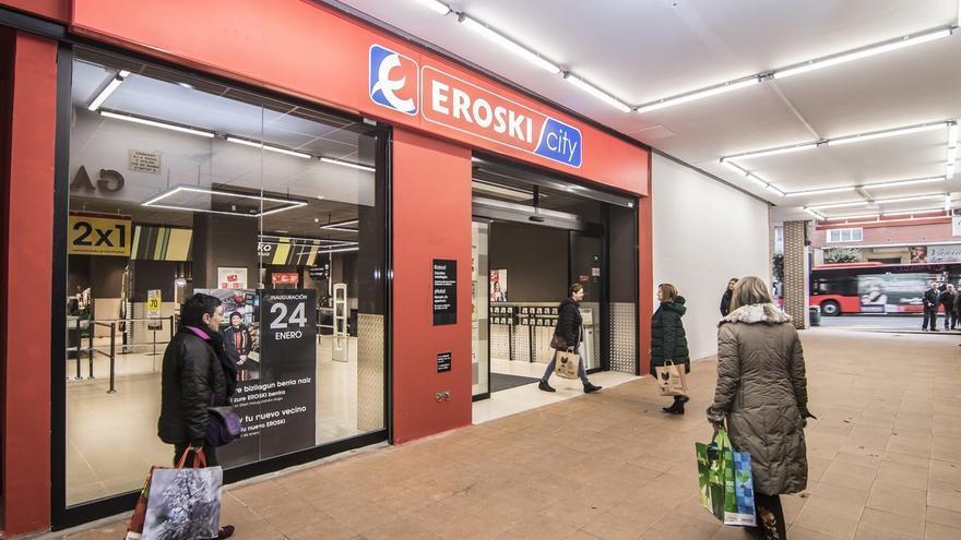 Eroski inaugura 52 franquicias en 2018 tras invertir casi 8 millones y las ventas de sus franquiciadas crecen
