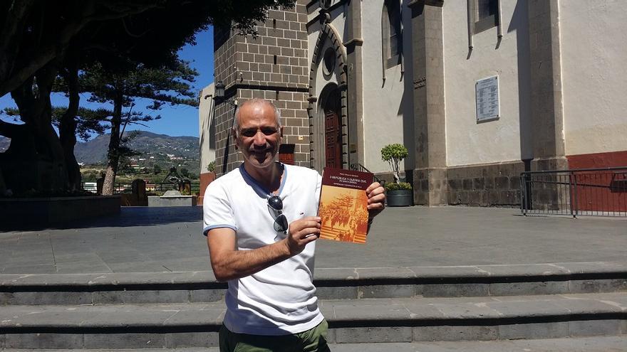 El cronista de Santa Brígida, Pedro Socorro