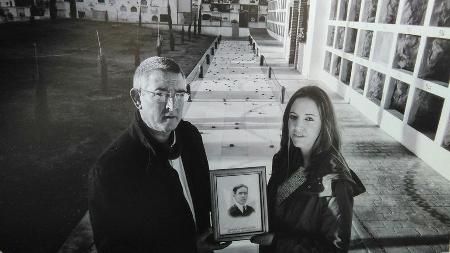 """Una de las fotografías de la exposición """"El ADN de la memoria"""""""