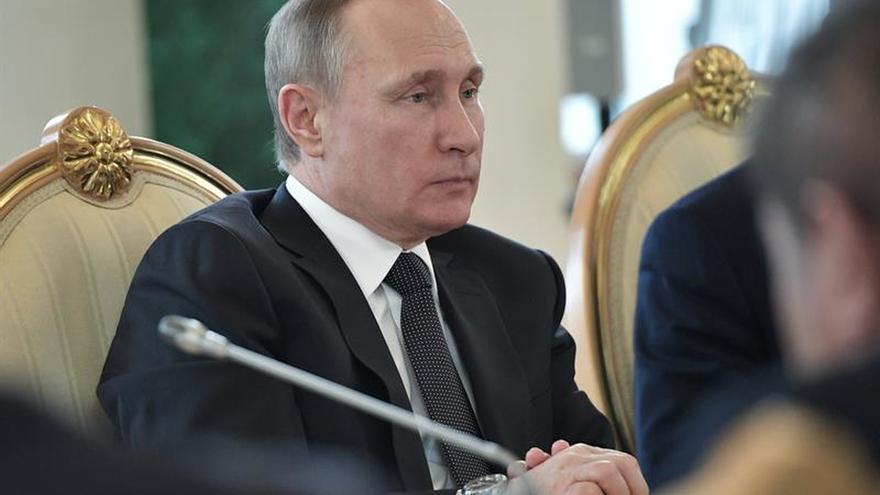 Putin condena el atentado en Egipto y pide unidad en la lucha antiterrorista