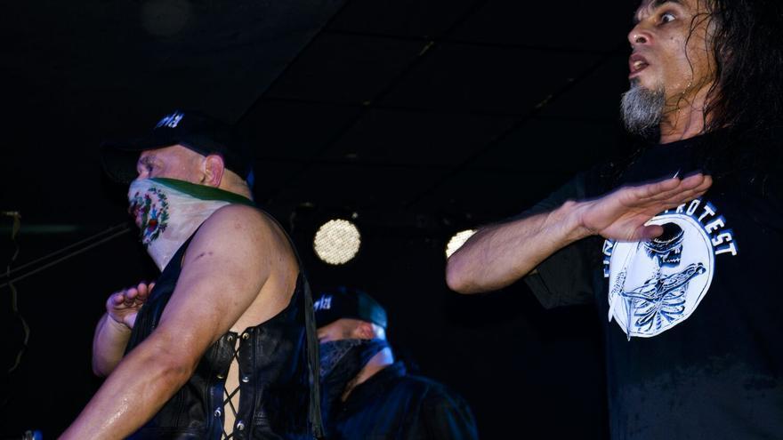 Brujería en la sala Garaje Beat Club / Beatriz García Ros