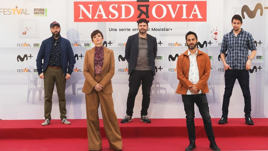 Presentación de 'Nasdrovia' en el FesTVal