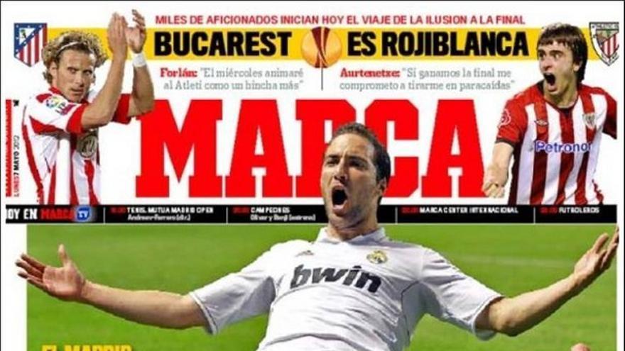 De las portadas del día (07/05/2012) #12