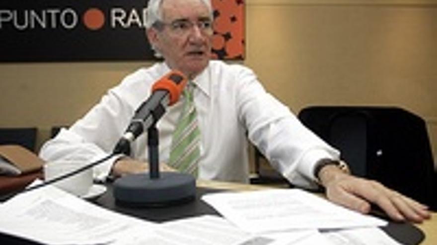 Luis del Olmo.