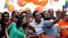 """Ciudadanos calca en el Orgullo la estrategia de Errenteria: """"El efecto mediático se alarga con la denuncia a la Fiscalía y acusando a Sánchez"""""""