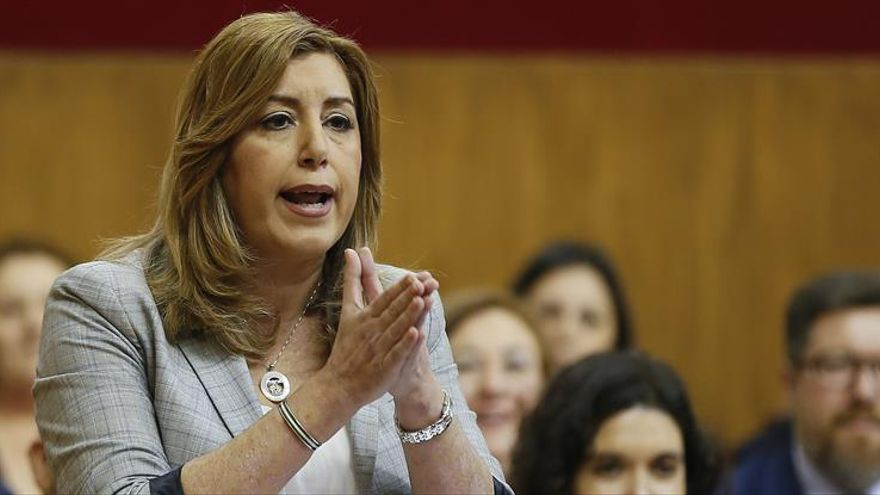 """Susana Díaz: """"Andalucía tiene estabilidad en su gobierno"""""""