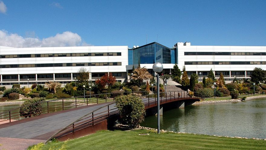 Campus de la Universidad Europea en Villaviciosa de Odón (Madrid).