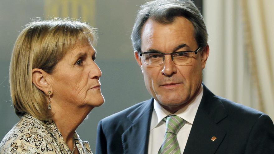 Artur Mas impulsará una consulta de autodeterminación aunque el Estado la prohíba
