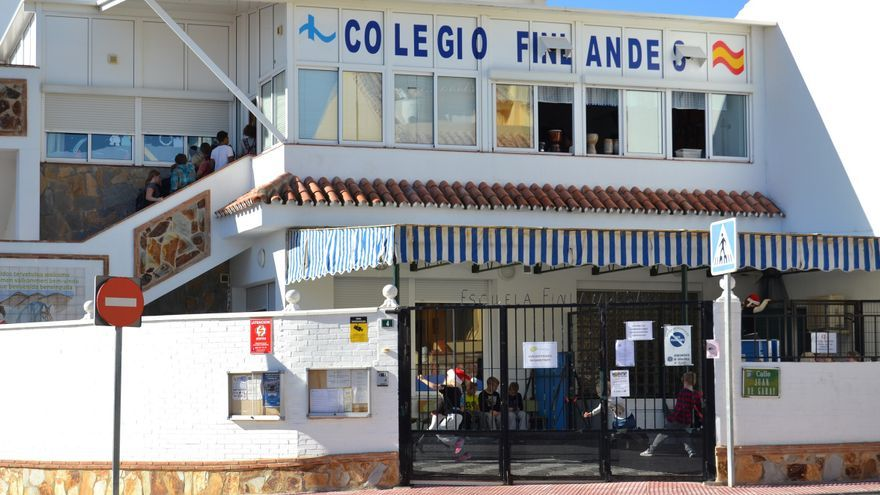 El colegio finlandés de Fuengirola / N.C.