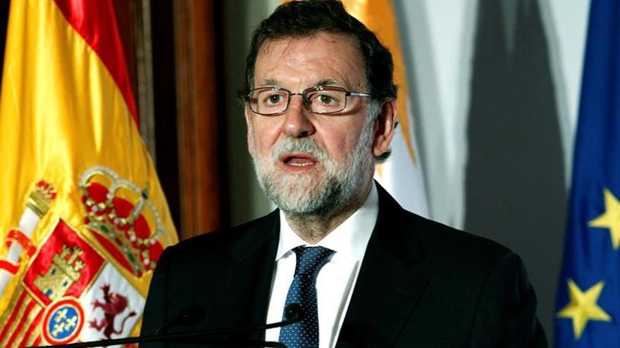 Rajoy certifica ante empresarios su apuesta por acuerdo UE-Mercosur este año